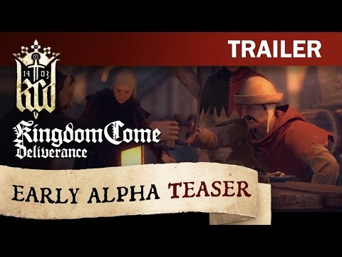 Watch The Trailer For Kingdom Come: Deliverance