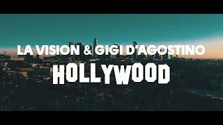 Musik-Video-Miniaturansicht zu Hollywood Songtext von LA Vision & Gigi D'Agostino