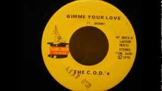 c.o.d.'s gimme your love magic touch