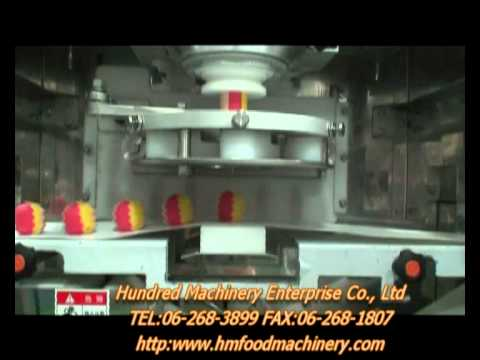 Four Colour Auto Encrusting Machine Model HM-268