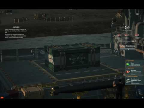 Dunkirk (PT 0 6 8) Containers ¦¦ World of Warships