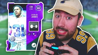 Adding the most BROKEN abilities to my corners! *ACTUALLY UNREAL* Madden 21 No Money Spent Ep. 20