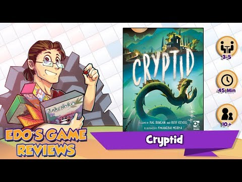 Edo's Cryptid Review