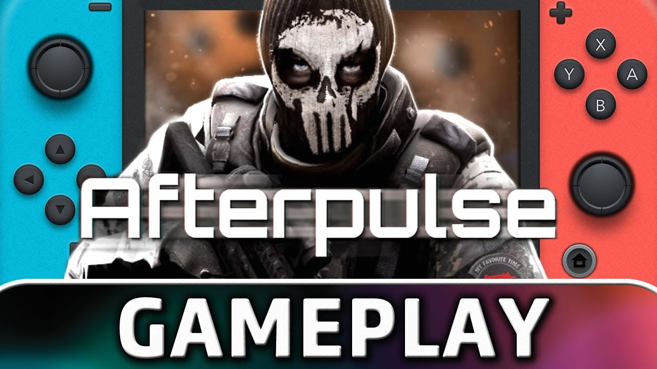 Afterpulse | Nintendo Switch Gameplay