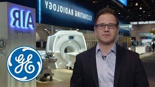 Elevating Radiology with GE Healthcare