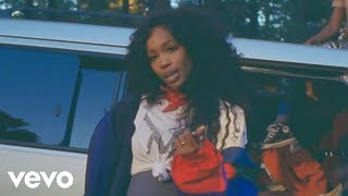 SZA - Broken Clocks (Official Music Video)