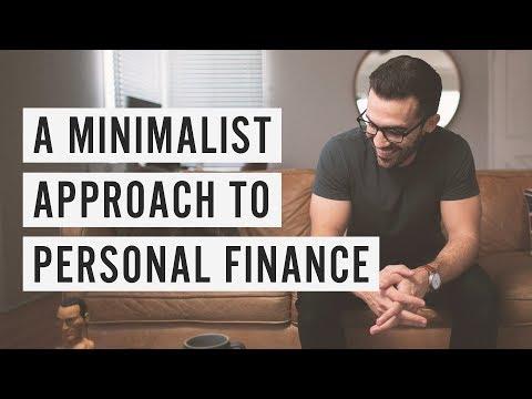 Minimalistický přístup k osobním financím
