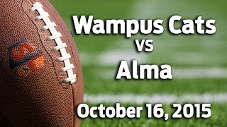 Wampus Cats at Alma