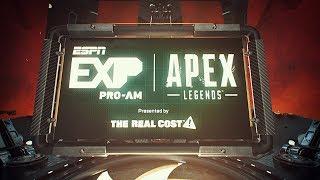 APEX Legends Pro-Am : la VOD