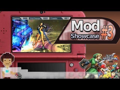 smash 3ds mods
