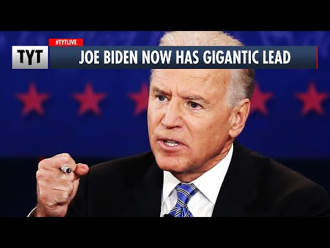 Poll Watch: Biden Now Has Gigantic Lead