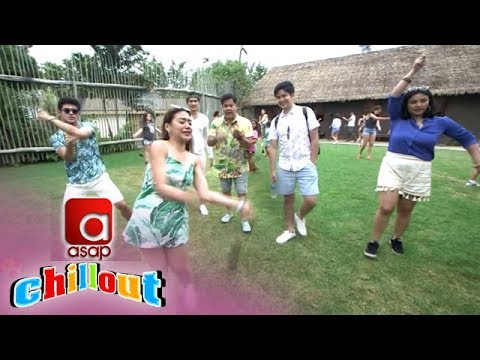 The ASAP hosts learn Polynesian poi dance | ASAP Chillout