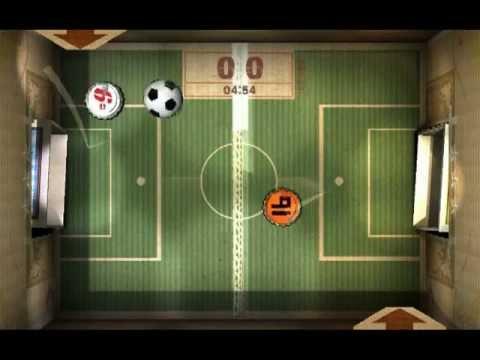 Video of Cardboard Football Club 3D