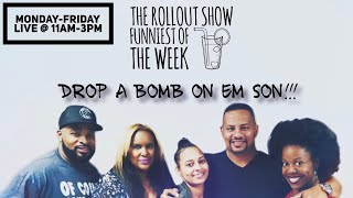 Funniest of the Week: How Funk Flex DJs- DROP A BOMB ON EM SON!!!