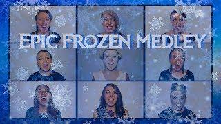 Epic One Woman Frozen Medley - Avonmora