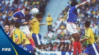 What went wrong for Brazil at France 98?