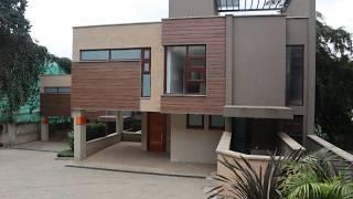 Luxury 5 bedroom town house tour in Lavington,Nairobi