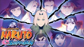 Naruto Shippuden - Opening 16   Silhouette