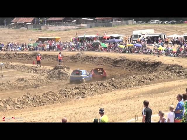 Autocrash Leitersdorf 2014