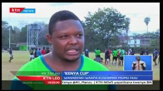 KTN Leo: Sportpesa Quins waongoza katika michuwano wa Kenya Cup katika mashindano ya raga, 15/11/16