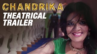 Chandrika Movie Theatrical Trailer - Kamna Jethmalani, Sreemukhi, Arjun
