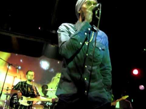 Marlon Asher @ Dub Club Backed by the Vitalites 4.18.12
