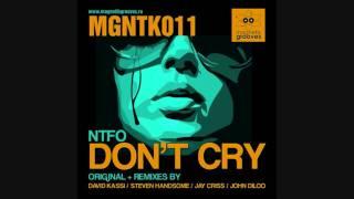 NTFO - Don't Cry (David Kassi Remix)