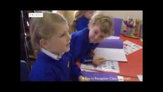 EYFS Lesson Observation: A Day In Reception Class KS0 (excerpt)