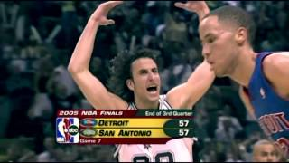A Tribute to Manu Ginobili