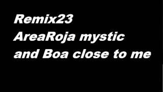 Remix Area roja Mystic BoA Close to me