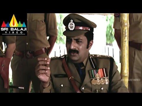 Vikramarkudu Movie Ravi Teja Dialogue Scene   Ravi Teja, Anushka, Ajay   Sri Balaji Video