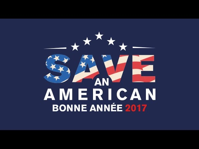 Save an american.