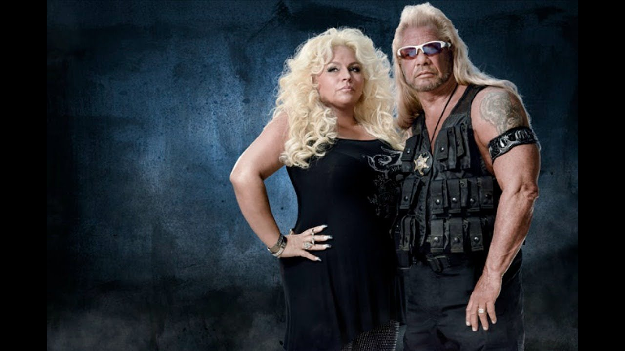 Cover image for #36 - DOG TEH BOUNTY HUNTER - DUANE CHAPMAN