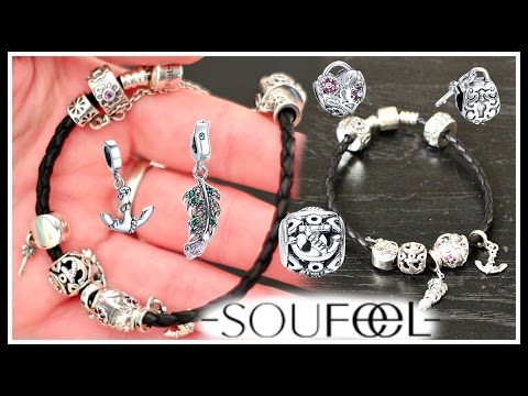 SouFeel Charm Bracelet Review | ThatCLeigh