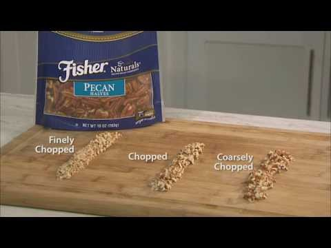 Fisher Quick Tip: Chopping Nuts