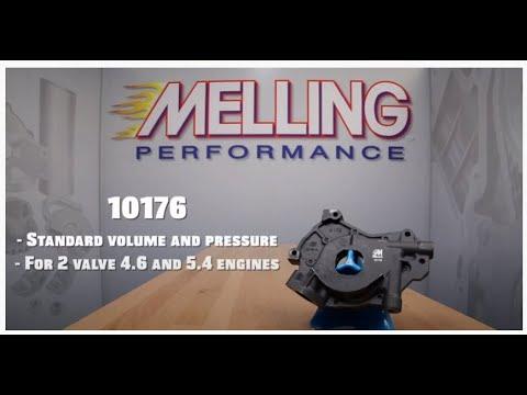 Ford Modular Engine Oil Pumps with Billet internal rotors