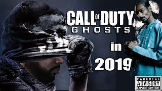 Playing Call of Duty GHOSTS in 2019 with SNOOP DOGG!! 😈