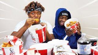KFC MUKBANG