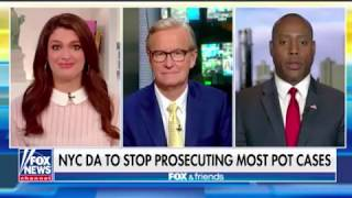 Fox & Friends: NYC DA to Stop Prosecuting Most Pot Cases
