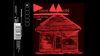 Depeche Mode CDLIVE42 Soothe My Soul - 02. Soft Touch-Raw Nerve (11.03.2013 New York)