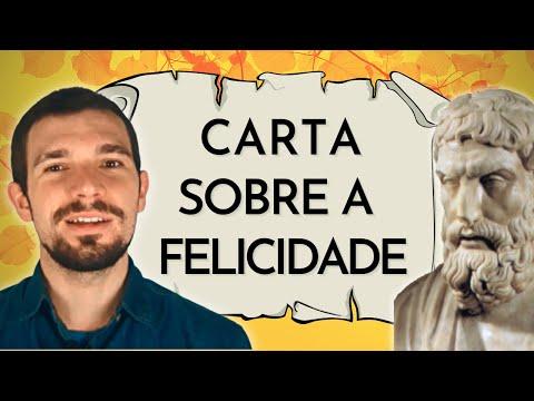Carta sobre a felicidade (a Meneceu) | Epicuro de Samos