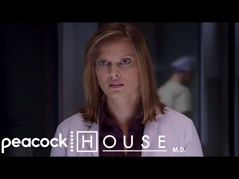 A Newbie Can't Take The Heat | House M.D.