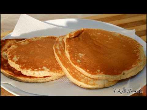 How To Make The Best Pancakes In The World   Recipes By Chef Ricardo