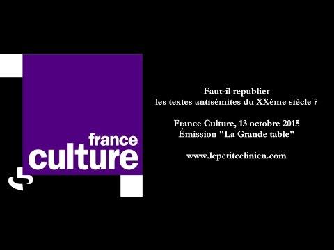 Vidéo de Lucien Rebatet