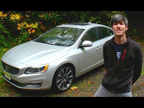 2015 Volvo S60 - Twincharged - Review & Test Drive