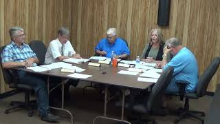 August 12, 2019 City Council Meeting