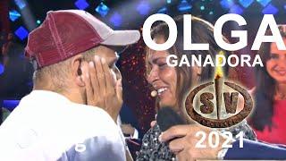 Olga Moreno ganadora final de Supervivientes 2021- Gran humillación para Rocío Carrasco