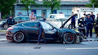 STUPID Drivers On RUSSIAN ROADS! Driving Fails May 2018