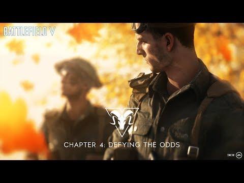 Battlefield V - Chapter 4: Defying the Odds Trailer