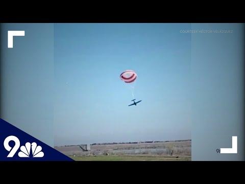 Two Planes Crash Midair, No One Injured